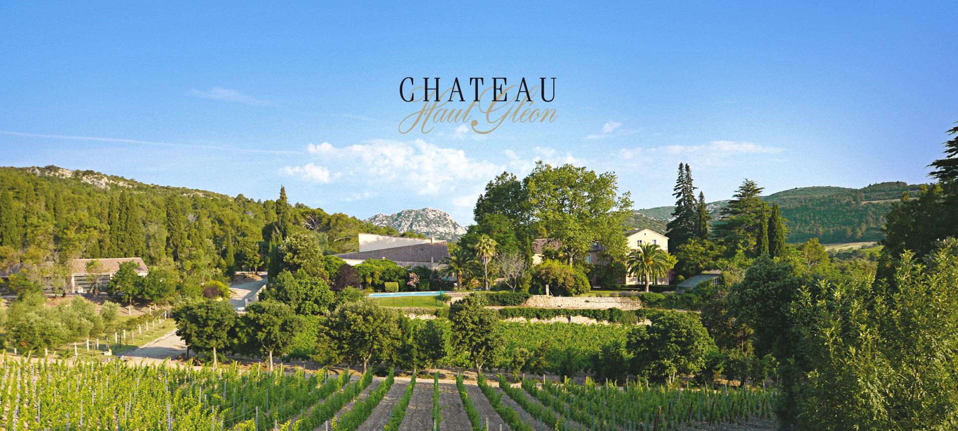 Château Haut Gléon: Languedoc wine with AOC Corbières, AOP Corbières IGP Vallée-du-paradis and IGP Pays d'Oc denominations in Durban.