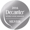 Silver Medal in the Guide Decanter 2016, awarded to Château Haut Gléon AOP Corbières white 2014